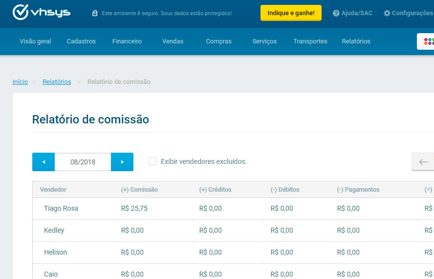 Gestão de Corretores para imobiliária